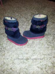 сапоги ботинки зима гарвалин