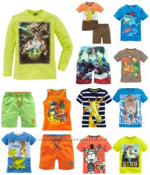 Яркая одежда для детей и взрослых kik. de от 2 евро. Германия любые магазин