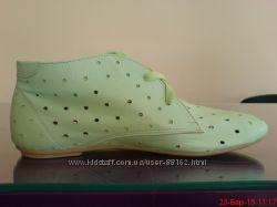 кожаные ботиночки р. 36, 37, 39