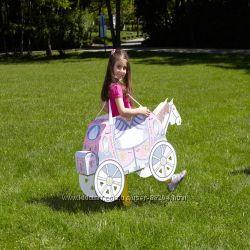 Карета для принцессы от Kid Constructions